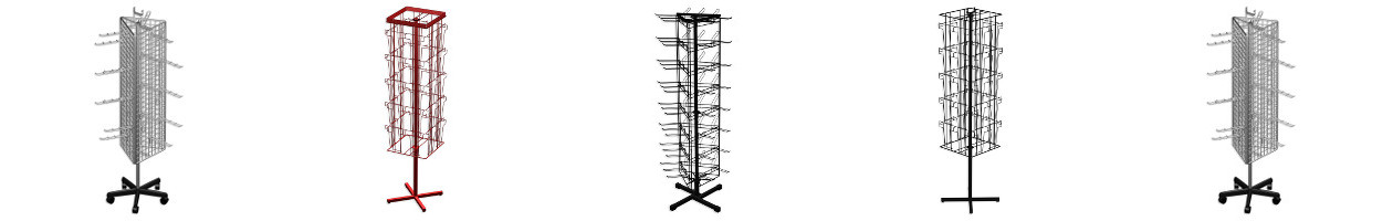 Bespoke Wire Spinner Stands manufacturers