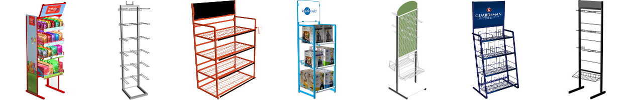 Bespoke-Floor-Stands-with-branded-print